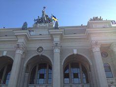 railway station odessa
