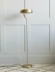 Eclipse Brass Floor Lamp at Rose & Grey. Buy online now from Rose & Grey, eclectic home accessories and stylish furniture for vintage and modern living Brass Floor Lamp, Brass Lamp, Floor Lamps, Brown Leather Chairs, Interior Styling, Interior Design, Industrial, Boho Living Room, Light Decorations