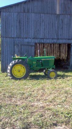 3020 John Deere diesel