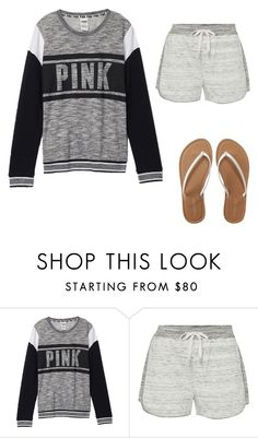 """Late Night 7/Eleven Runs"" by aly267 on Polyvore featuring Victoria's Secret, Calvin Klein and Aéropostale"