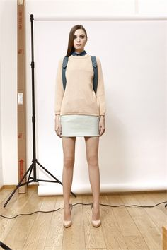 CO|TE - Collections Fall Winter 2012-13 - Shows - Vogue.it. Look 16.