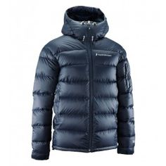 Peak Performance, Herre FROST DOWN JACKET 2013, blå skygge