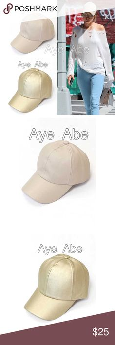 New CLASSIC FAUX LEATHER BASEBALL CAP. Taupe New faux leather Cap. New CLASSIC FAUX LEATHER BASEBALL CAP. Fully adjustable. 100% POLYURETHANE. Accessories Hats
