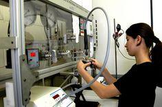 Faculdade de Engenharia Química (FEQ). Foto: Perri/Unicamp | Flickr - Photo Sharing!