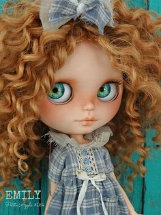 Cute Baby Dolls, Cute Babies, Barbie, Face Expressions, Different Hairstyles, Colourful Outfits, Dory, Blythe Dolls, Beautiful Dolls
