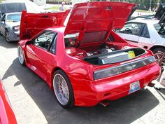 fiero wide body Pontiac Fiero Gt, Wide Body, Sweet Cars, Gmc Trucks, Zoom Zoom, Small Cars, Rc Cars, Car Car, Honda Civic