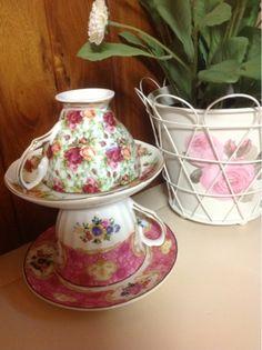 Robert Gordon Teacups