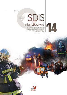 Infographie, pompiers, couverture, mise en page, design, affiche.