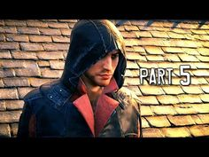Assassin's Creed Unity Walkthrough Gameplay Part 5 - Graduation (AC Unity) Assassins Creed Unity, Assassin's Creed, Parkour, Riding Helmets, Graduation, Movies, Youtube, Films, Moving On