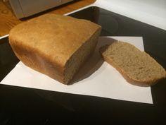 Honey Spelt Bread Machine Bread