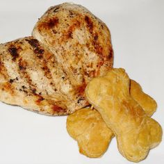 Real Chicken Breast Dog Treats by EnvyPetBakery on Etsy