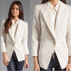 Final Price| Anthropologie jacquard blazer Super chic Jaquard blazer by plenty by Tracy Reese at anthropologie. This piece is simply stunning! Like new! Price is firm unless bundled Anthropologie Jackets & Coats Blazers