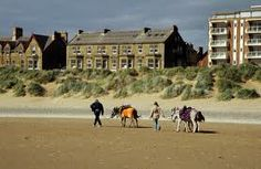 lytham st Annes - Google Search St Anne, Blackpool, British Isles, Beautiful Beaches, Saints, Street View, Mansions, Google Search, House Styles