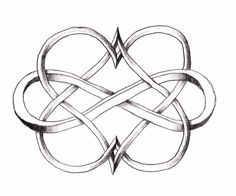 Image result for twin flame tattoo
