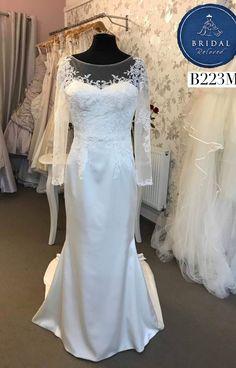 Satin Dresses, Bridal Dresses, Formal Dresses, Charlotte Balbier, Flare, Wedding Planning, Tulle, Bride, Fitness
