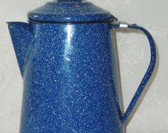 metal coffee pot