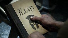 I think I made Lindy's favorite book The Iliad.