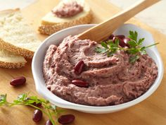 Garlic Kidney Bean Hummus