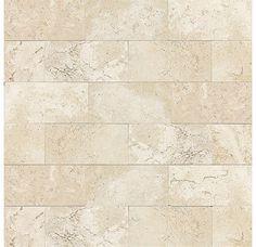 "View the Daltile T720-361L Travertine Baja Cream 6"" x 3"" Small Polished Stone Multi-Surface Tile at Build.com."