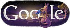 Doodleando, Los Logos de Google: Día Nacional de Australia 2013