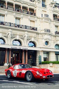 When in Monaco... Travel in style!