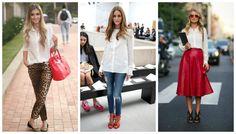 Por que a camisa branca é essencial no guarda-roupa?   semmoldura.com.br