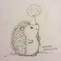 BD hérisson – BD hérisson – # hérisson The post BD hérisson – # hérisson # Zeichnung appeared first on Frisuren Tips - People Drawing Cute Animal Drawings, Cool Art Drawings, Pencil Art Drawings, Doodle Drawings, Art Drawings Sketches, Disney Drawings, Cartoon Drawings, Drawing Animals, Animal Sketches Easy