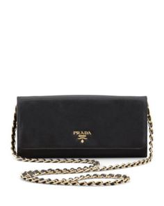 647d3ceaf Wallet Chain, Leather Chain, Shoulder Strap, Prada Wallet, Gifts, Purses And