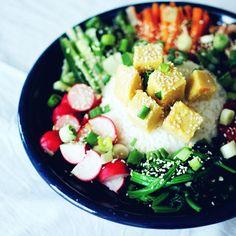 RECIPE : simplified vegan bibimbap   chonunmigooksaram collab   jenny mustard