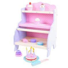 Get the kids into the kitchen with our range of wooden toy kitchens. Wooden Toy Kitchen, Wooden Toys, Kitchenware Set, Kitchen Shop, Candy Floss, Toy Craft, Christmas Toys, Wow Products, New Toys
