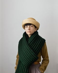 great ideas #scarfs #knittingpatterns #scarfdesigns #knitting #knittingdesigns www.wantknittingsupplies.com