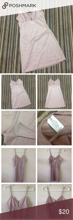 Cute Tan Stretchy Nightie S Super cute tan nightie. Stretchy & soft. 90% nylon 10% Lycra. Size small. The Lingerie Collection Intimates & Sleepwear Chemises & Slips