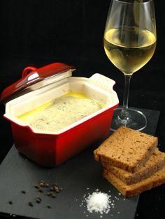Recette de Foie gras mi-cuit