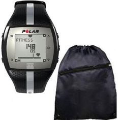 Polar FT7- Heart Rate Monitor - Black Silver With Bag >>> To view further for this item, visit the image link.