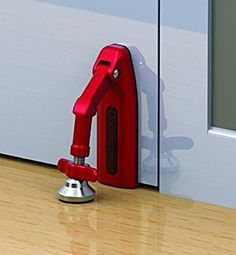 DoorJammer Portable Door Lock Brace for Home Security and Personal Protection