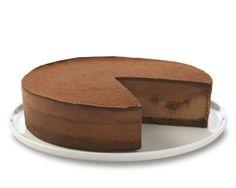 my favorite dessert in the whole world GODIVA CHOCOLATE CHEESECAKE