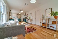 Los Angeles Restored Bungalow Real Estate Listing | Apartment Therapy
