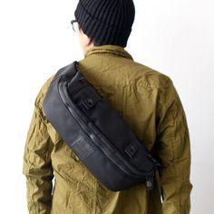 WONDER BAGGAGE ワンダーバゲージ / Activate optional waist bag アクティベート オプショナル ウエストバッグ - struct