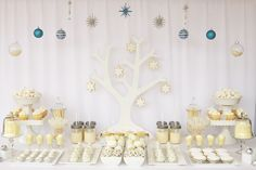 Holiday Guest Dessert Feature | Amy Atlas Events