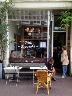 Villa Zeezicht, Toren Steeg, Amsterdam