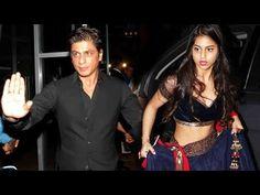 Shahrukh Khan's HOT Daughter Suhana At Bachchan's Diwali Party 2016