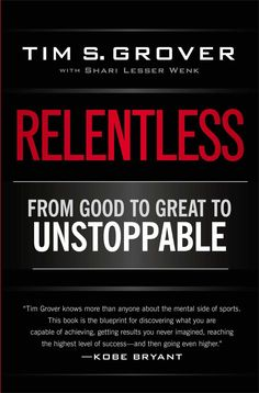 Relentless: From Good to Great to Unstoppable Book Price: $9.52 Photo credit: Amazon.com    via @AOL_Lifestyle Read more:…