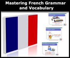 For learners who have studied our first two French courses, our self-paced course, 'Mastering French Grammar and Vocabulary' will further increase your understanding of the French language. Start this free course now at http://alison.com/courses/Mastering-French-Grammar-and-Vocabulary.  #onlineeducation #French #language