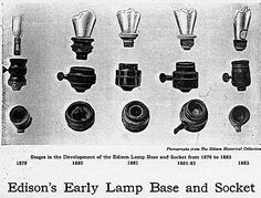 Edison's ideas.