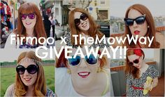 One lucky winner will receive one fashionable sunglasses plus another six lucky winners will get $20 sunglasses e-voucher to use at Firmoo Store.