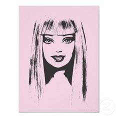 Barbie (without bangs) poster... [Buy]