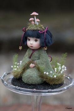 チャプリ 「苔姫」