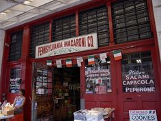 The Pennsylvania Macaroni Company in the Strip District in Pittsburgh | Flickr - Photo Sharing!