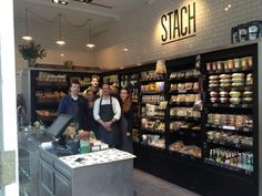 STACH food - the place to pop in for a healthy lunch, delicious coffee or take out a delicious meal. 2 locations in the city centre of Amsterdam