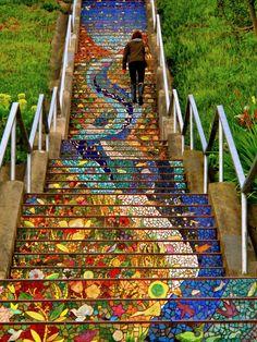 Beautiful Steps Around the World